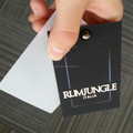 Custom all kinds of hot selling tag, practical, environmental paper material