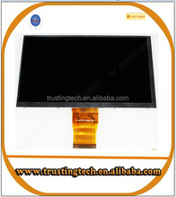 7inch China tablet pc lcd display P0750DPFD RXS/FPGC070-350-L