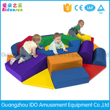 Factory price soft play day care center equipment