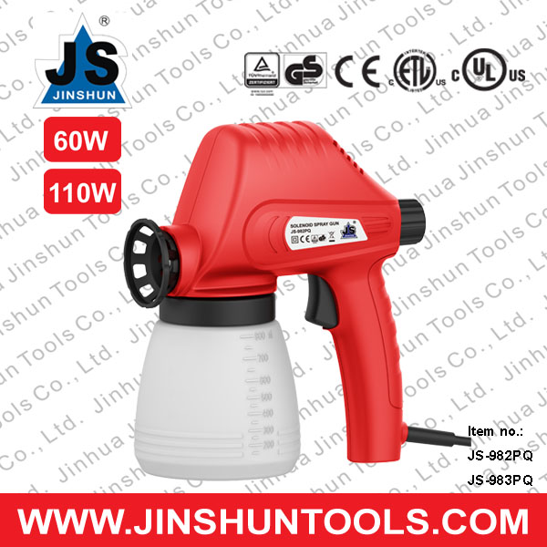 JS 2015 New design remote control sprayer 110W JS-983PQ