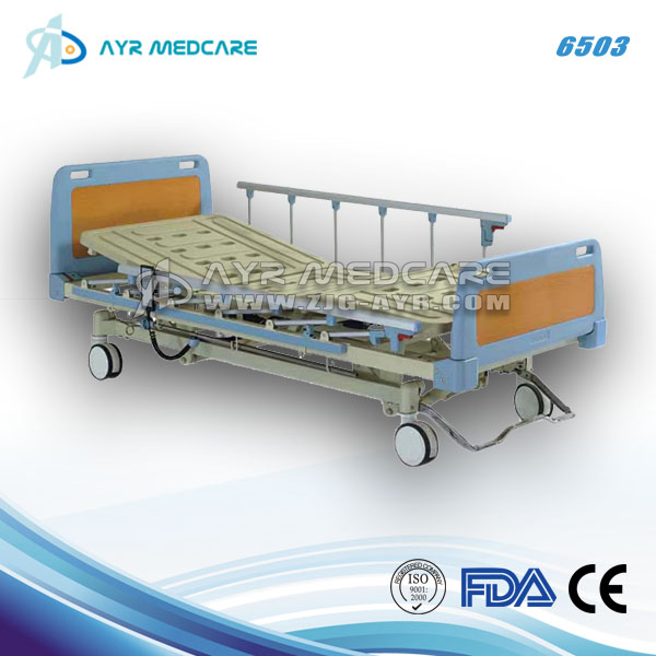AYR-6503 electronic hospital bed dimensions
