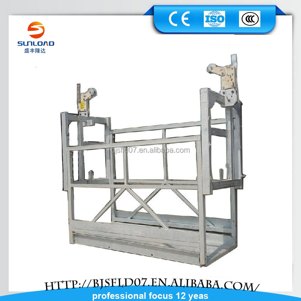 superior grade ZLP630 high building cleaning equipment aichi lift manual