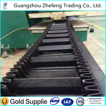 China manufacturer rubber conveyor belt sales to south africa