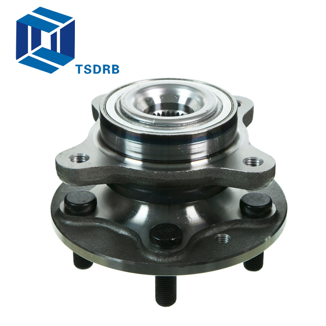 FRONT WHEEL BEARING HUB ASSEMBLY FOR LANDROVER DISCOVERY Mk3 LR014147