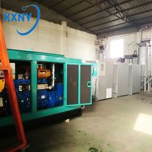 ac output three phase power syngas electrical genset with syngas engine in dubai