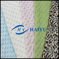 embossesd velboa textile fabric super soft velboa fabric.for sofa
