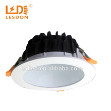 Indoor lights zhongshan 7W 9W 12W 15W 24W 36W cob recessed led downlight
