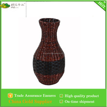 pure handmade vases Deep brown floor vases
