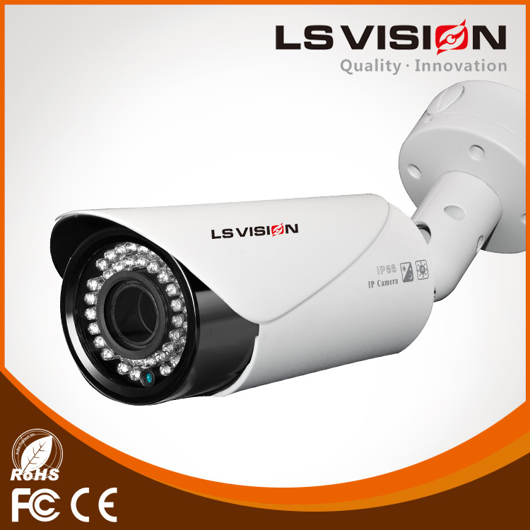 LS VISION 1megpixel ahd cameras cctv wholesale work IR LED Bullet Security Surveillance ahd camera