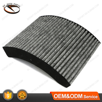 wholesale air cleaner actived carbon cabin air filter for BMW 64119237555