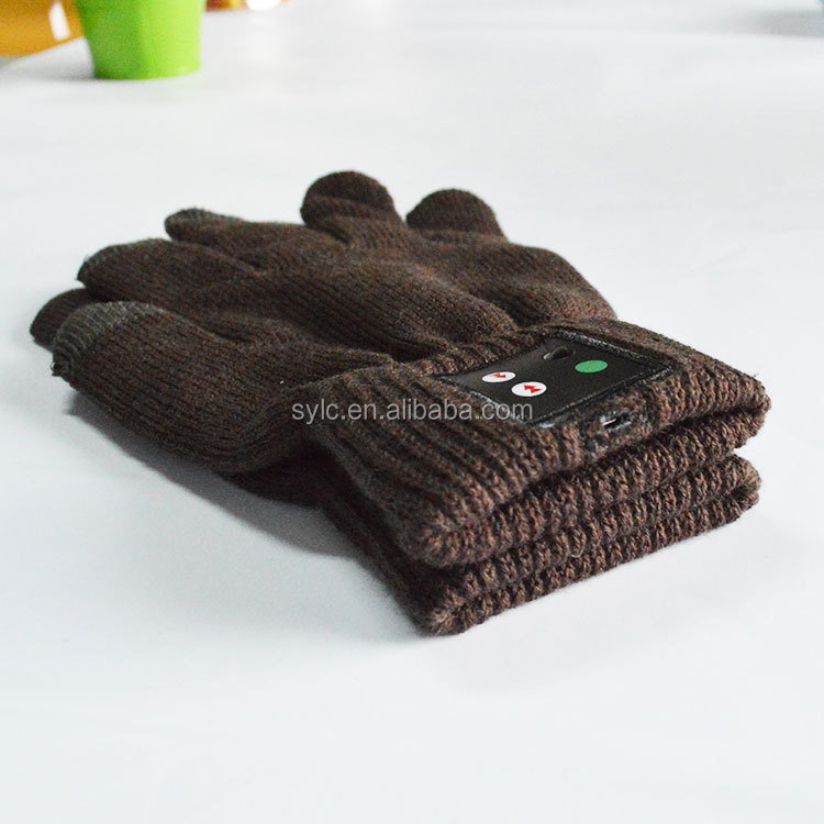 Winter Riding Outdoor Gloves bluetooth touch screen gloves for smart phone
