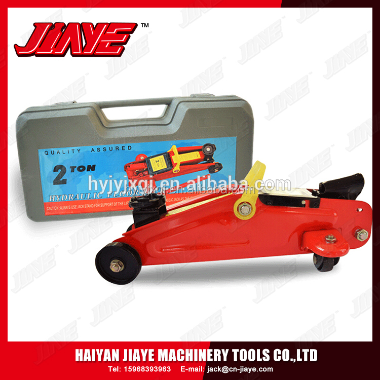 2T real factory produce hydraulic floor jack