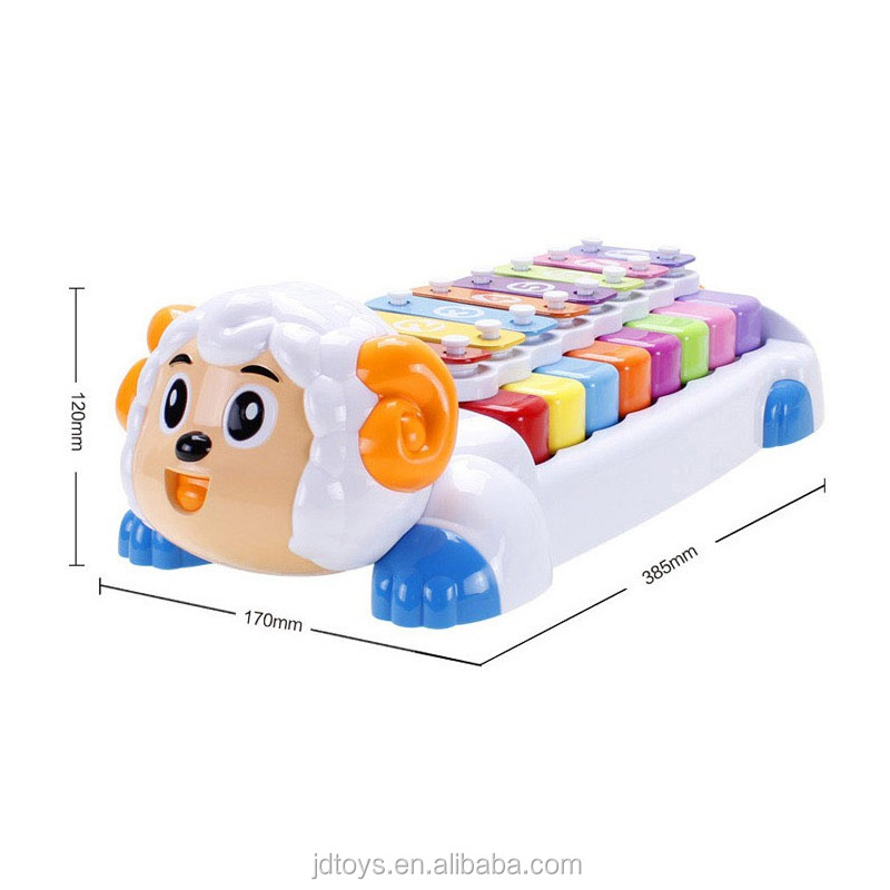 2016 Wholesale Baby Early Education Musical Toy to Kids