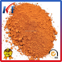 High Tinting Strength pigment Iron Oxide Brown 610 for glass