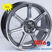 New design alloy mag wheels/aluminum rims for customized
