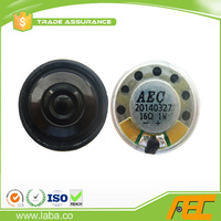 Top Sale audio speaker driver 300~5khz 32mm 16ohm micro dynamic speaker