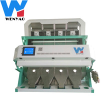 High capacity watermelon seeds color separator machine