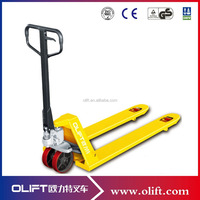 2.5ton 2500kg New Reel Carrier truck/reel hand pallet truck