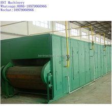 Commercial wool drying machine equipment/wool washing machine/wool opening complete production line