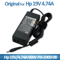 Power supply factory price low MOQ oem ac laptop adapter 19V 4.74A For hp PA-1900-18H2