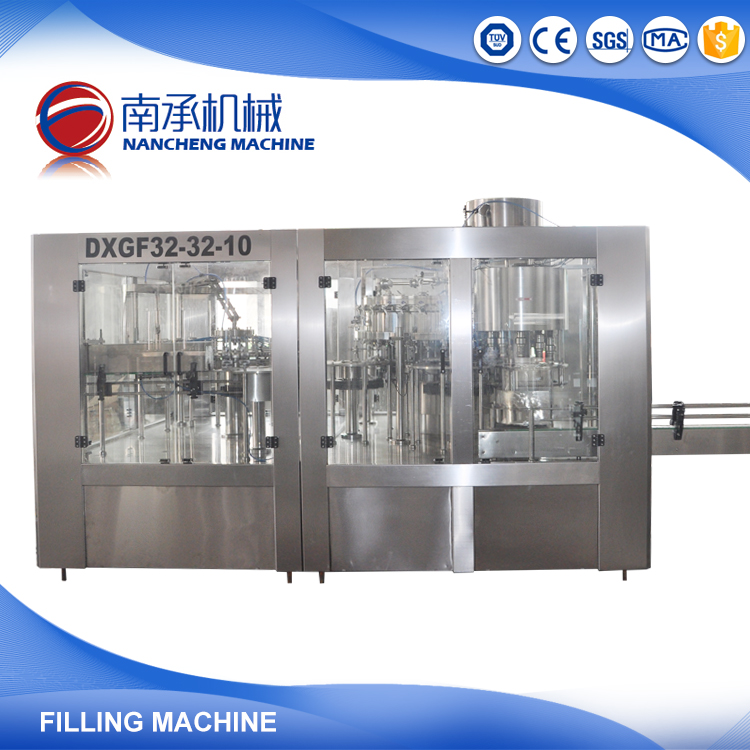Mineral Water Plant liquid gel cap filling machine as Verified Firm