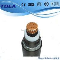 33kV Cu/XLPE Insulated Underground High Voltage Cable