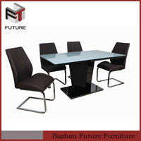 glass top dining tables and chairs