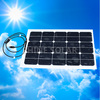 high efficiency flexible solar panel 45w China low price factory direct