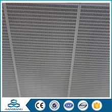 Decorative Aluminum Micro Lowes Perforated Sheet Metal