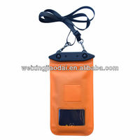 Brand New Sport Swimming Boating Jet Skiing Water Resistant Pouch Cover Bag With Touch Screen Function for iPhone 5