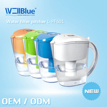 Best alkalescent water filter pitcher (pH 8-10, ORP -100 to - 250mv)