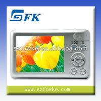 "2.7"" LCD Face Detect/Smile Capture Digital Video Camera"