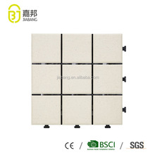 foshan Jiabang brand names low price non slip discontinued glazed ceramic floor carpet tile 30x30cm