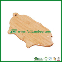 Fadeless Animal Shape Bamboo Cutting Board
