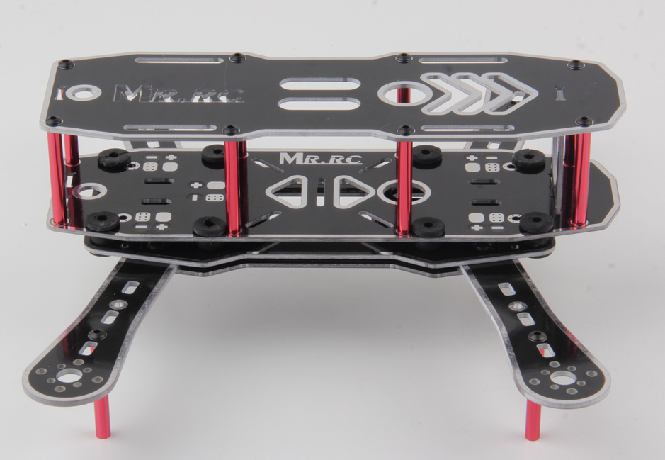 MR.RC 250 multicopter frame