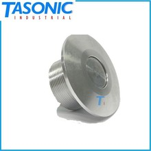High quality made in Taiwan CNC machined Brass Aluminium Tool Chest Knob