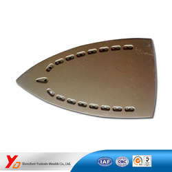 OEM Aluminum alloy steam iron die casting parts