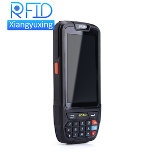Android 7.0 handheld mobile pda barcode inventory warehouse pda