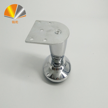 Precise Assembly Decorative Custom Furniture Hardware Metal Table Legs