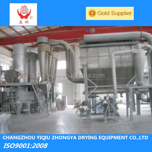 stearic acid spin flash drying equipment
