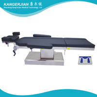 KDT-Y08A For Eyes Electric-hydraulic Ophthalmic Electric Treatment Table / Eye Surgery Operation Room Bed