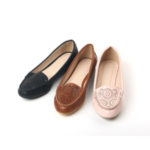 TONGPU Top Quality Lady's Casual Shoes Flats Women PU Leather Loafers Women Slip-On Moccasins