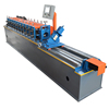 Light Steel Keel Channel Gauge Frame Profile Cold Roll Forming Machine