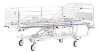 Medical supplies 3 manual hospital beds five function bed