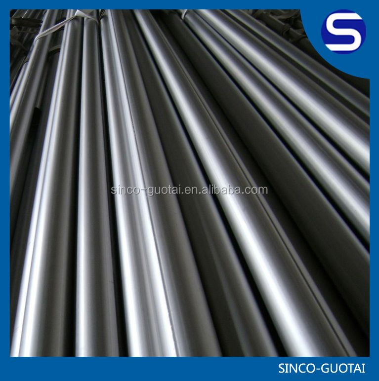 stainless steel tapered tube