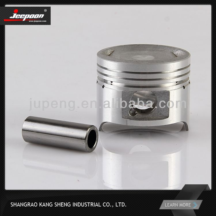 2016 Best Quality Motorcycle Spare Parts TVS VICTOR PISTON for Indian market