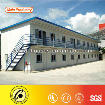 Prefabricated Light Steel Dormitory