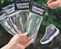 head card paper packing jordan shoes Outdoorsy car air freshener