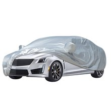 Portable folding sun protection car cover waterproof
