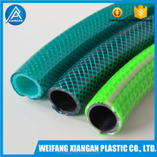 Customized family use garden tools flexible pvc garden hose